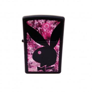 Mechero Zippo Playboy conejo