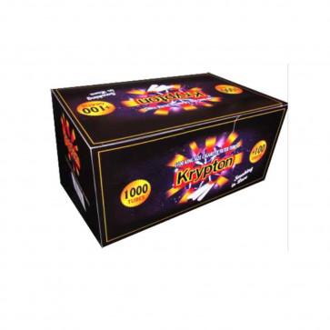 8 cajas Tubos Krypton de 1000