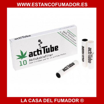 ACTITUBE ACTI TUBE FILTROS CARBON SALES