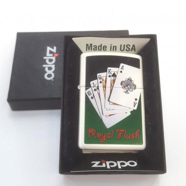 Mechero Zippo Poker