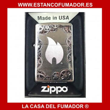 ZIPPO  ZIPO MECHERO GASOLINA