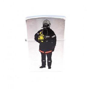 Mechero Zippo bombero