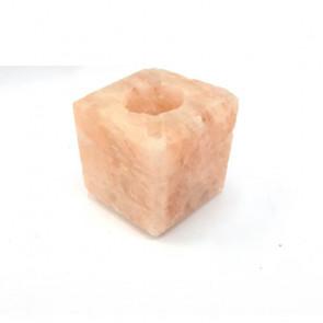 Cenicero sal de roca cuadrado