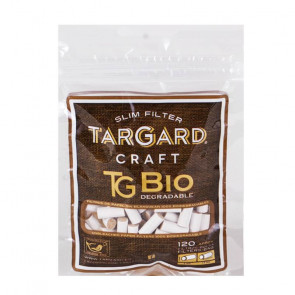 Filtro TarGard  Bio 6 mm, 120 filtros