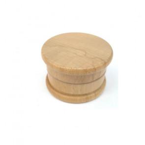 Grinder  triturador madera 3 partes