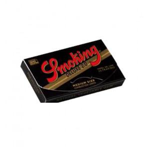 Caja con 40 uds. de Papel  De  Fumar Smoking de Luxe  300