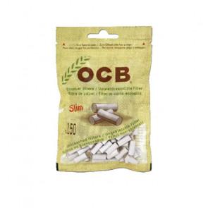 Caja con 10 bolsas Filtros OCB Slim Eco de 150