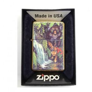 Mechero Zippo selva