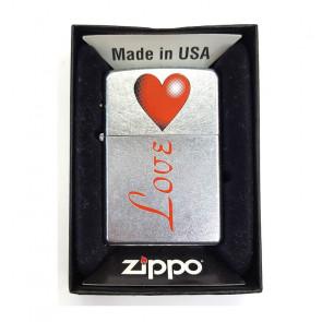 Mechero Zippo Love