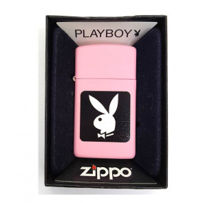 Mechero Zippo Playboy