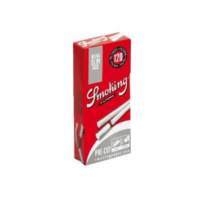 Filtro en caja Smoking ultra slim 5,5mm 120 filtros
