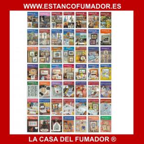 REVISTA CUADROS PUNTO DE CRUZ 50