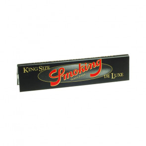 Caja con 50 uds. de Papel  De  Fumar Smoking King Size