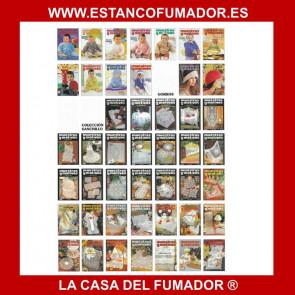MUESTRAS Y MOTIVOS CREACIONES ARTIME, LAGARTERA 7