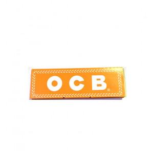 Caja con 50 uds. de Papel  De  Fumar OCB Naranja