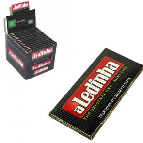 Caja con 24 uds. de Papel  De  Fumar Aledina