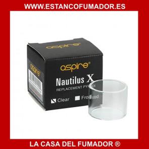 Aspire Nautilus X Pyrex Glass