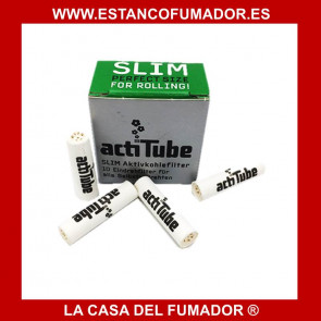 ACTITUBE ACTI TUBE FILTROS CARBON