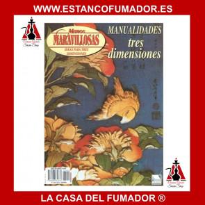 MANOS MARAVILLOSAS MANUALIDADES 3 D