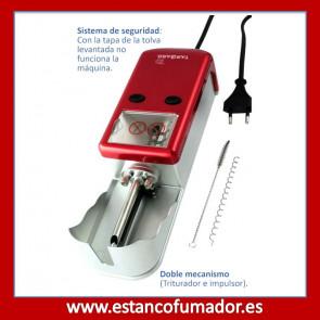 MAQUINA ENTUBAR Y TRITURAR ELECTRICA TG