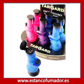 Encendedor Bong Turbo Soplete 3 llamas Morado