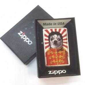Mechero Zippo perro MJ