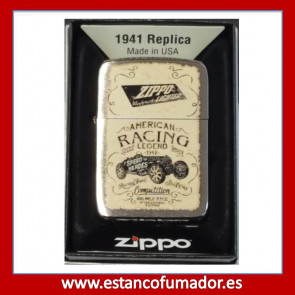 MECHERO ZIPPO AMERICAN LEGEND. REPLICA