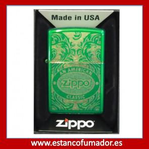 MECHERO ZIPPO SCROLL 3446