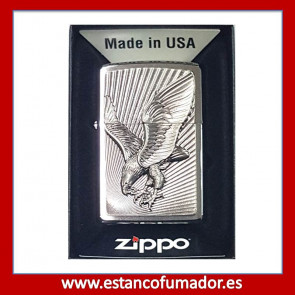 MECHERO ZIPPO EAGLE RELIEVE