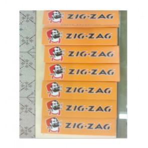 Caja con 50 Papel Librillo de papel Zig-Zag