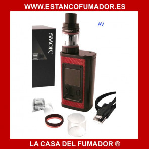SMOK MAJESTIC Starter Kit Fiber (TPD EU Version) ROJO