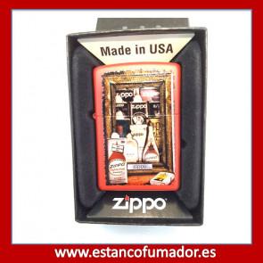MECHERO ZIPPO FUEL CAN EDICION LIMITADA
