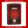 ZIPPO Red and Black