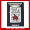 MECHERO ZIPPO FLAME EMBLEM RELIEVE