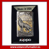 MECHERO ZIPPO WOLF AT MOONLIGHT