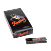 Caja 25 unds. Papel  De  Fumar Smoking Negro de luxe