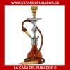 SHISHA ALADIN BARCELONA AMBAR 52 CM 1 MANGUERAS