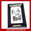 MECHERO ZIPPO ROCK AND ROLL